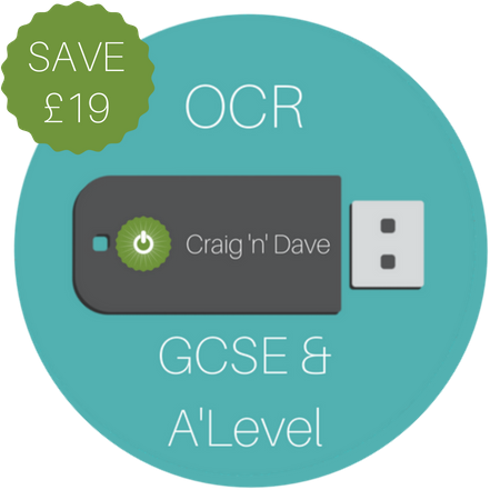 OCR Video GCSE and Alevel